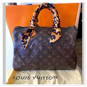 👛👜Louis Vuitton Speedy 30